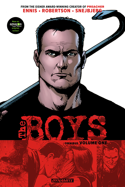 Dynamite Entertainment The Boys Omnibus Vol. 1 Book
