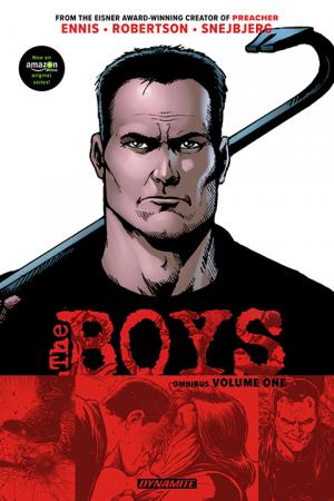 The Boys Omnibus Vol. 1 Book