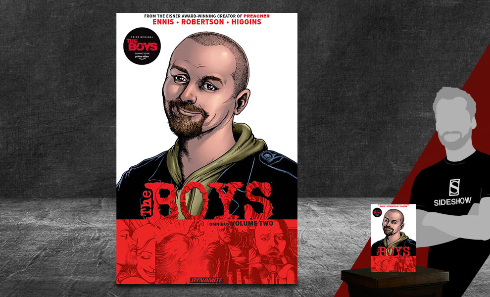 Gallery Feature Image of The Boys Omnibus Vol. 2 Book - Click to open image gallery