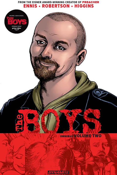 Dynamite Entertainment The Boys Omnibus Vol. 2 Book