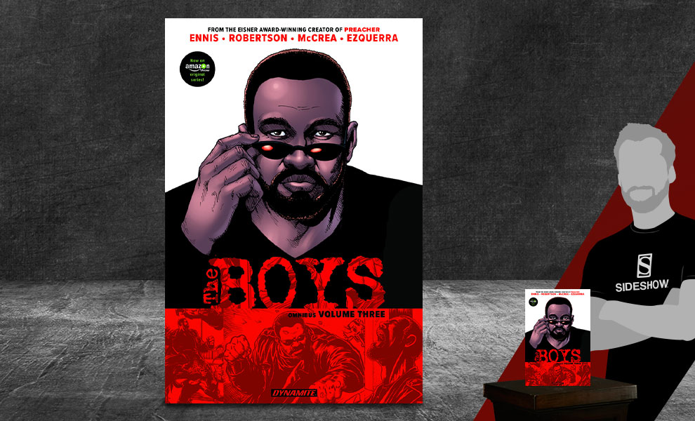 Gallery Feature Image of The Boys Omnibus Vol. 3 Book - Click to open image gallery