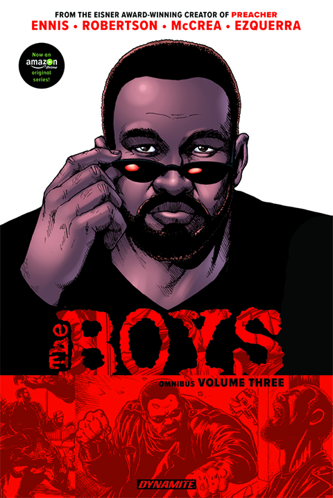 Dynamite Entertainment The Boys Omnibus Vol. 3 Book