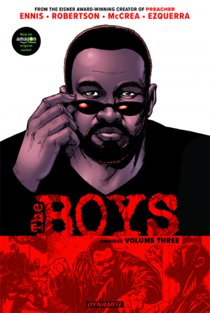 The Boys Omnibus Vol. 3 Book