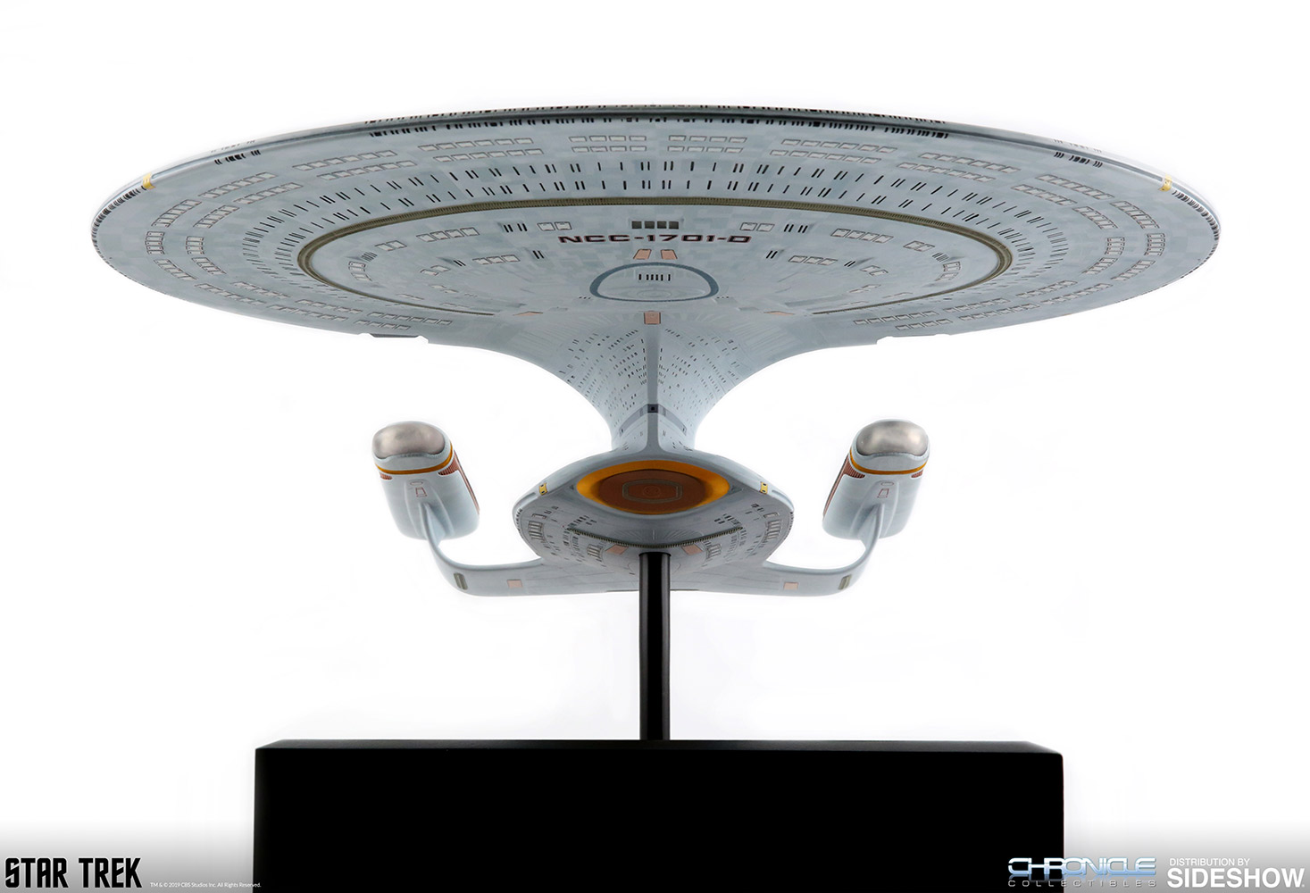 Star Trek USS Enterprise NCC-1701-D Replica by Chronicle Collectibles