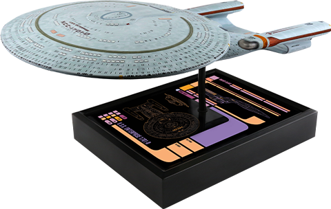 Chronicle Collectibles USS Enterprise NCC-1701-D Replica