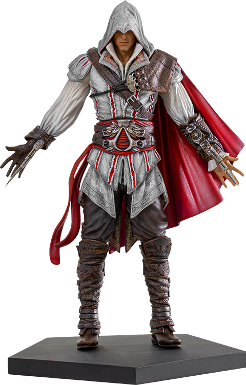 Ezio Auditore Statue By Iron Studios Sideshow Collectibles