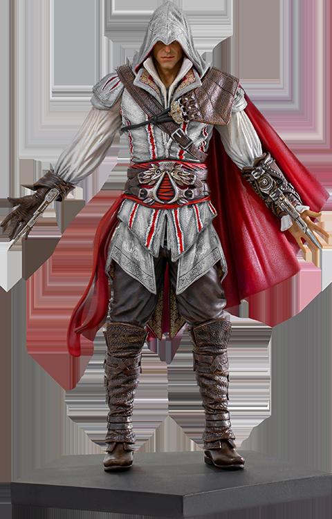 Iron Studios Ezio Auditore Statue