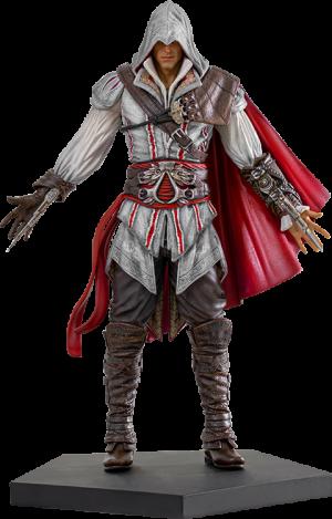 Ezio Auditore Statue