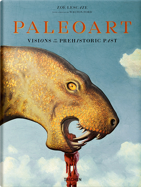 TASCHEN Paleoart - Visions of the Prehistoric Past Book