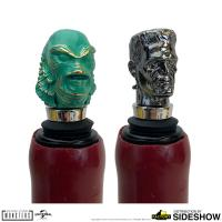 Gallery Image of The Creature & Frankenstein Bottle Stopper Box Set