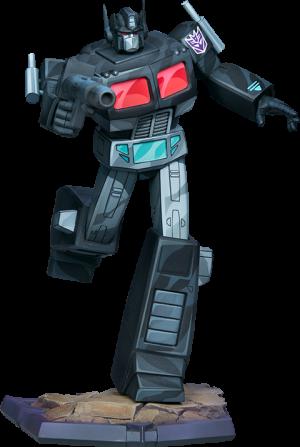 Nemesis Prime Statue