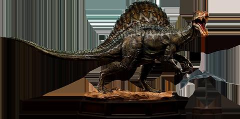 Damtoys Spinosaurus Statue