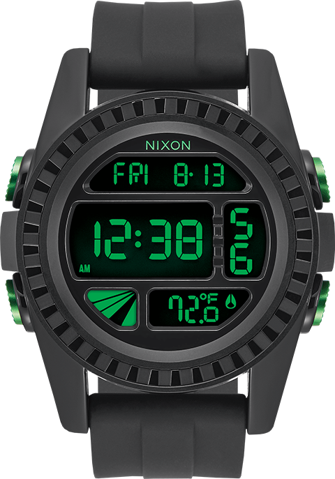Nixon Death Trooper Black Watch Jewelry
