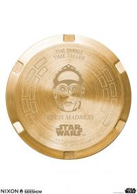 Gallery Image of C-3PO Gold Watch Jewelry