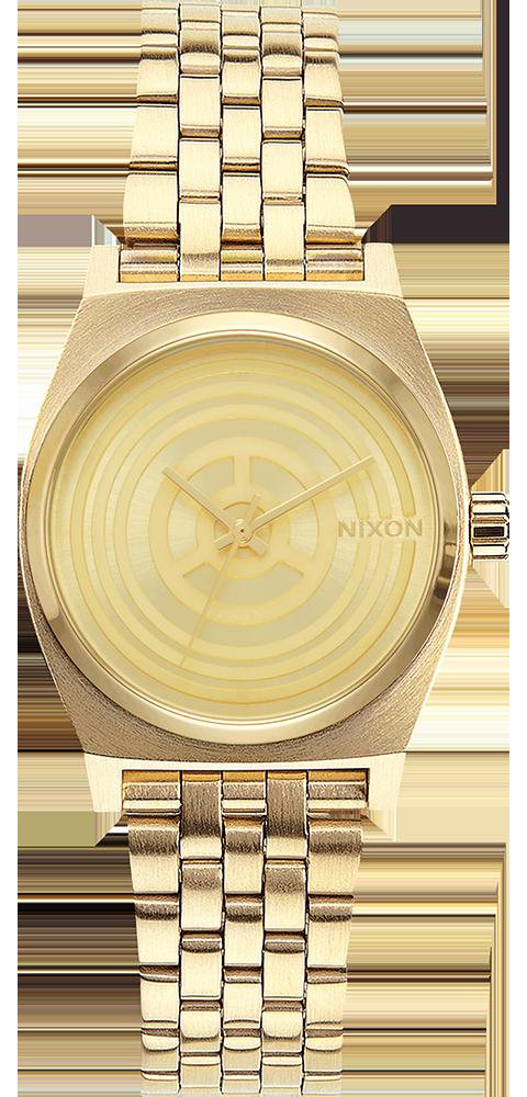Nixon C-3PO Gold Watch Jewelry