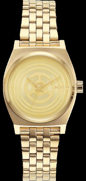 C-3PO Gold Watch Jewelry