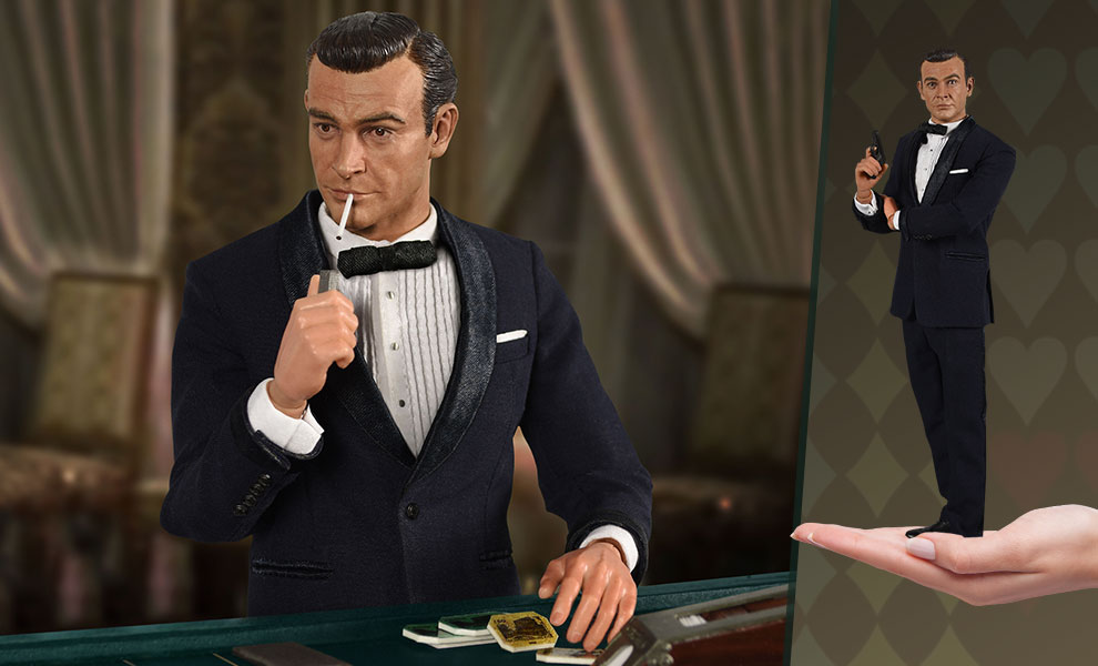 Gallery Feature Image of James Bond Sixth Scale Figure - Click to open image gallery