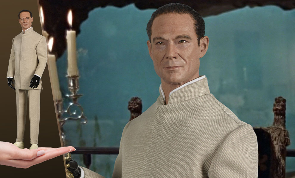 Gallery Feature Image of Dr. No Sixth Scale Figure - Click to open image gallery