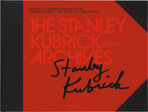 TASCHEN The Stanley Kubrick Archives Book