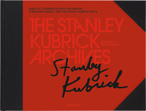 The Stanley Kubrick Archives Book