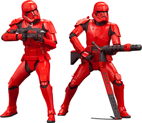 Kotobukiya Sith Trooper (Two-Pack) Statue
