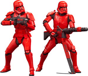 Sith Trooper (Two-Pack) 1:10 Scale Statue