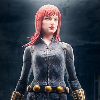 Black Widow 1:10 Scale Statue
