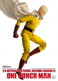 Gallery Image of Saitama (Deluxe Version) Sixth Scale Figure