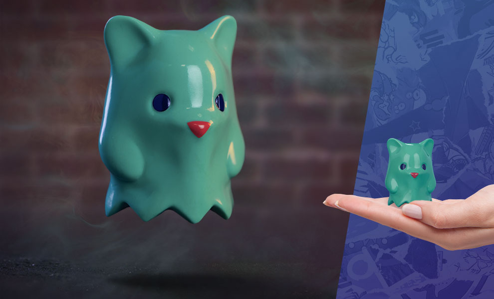 Gallery Feature Image of Ghostbear x Unruly Designer Collectible Toy - Click to open image gallery