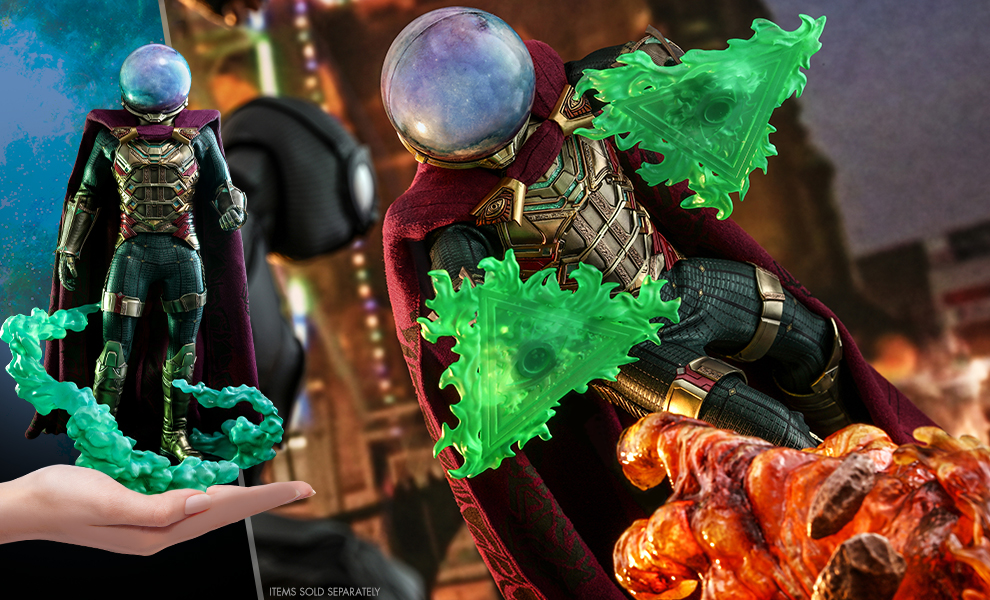 Gallery Feature Image of Mysterio Sixth Scale Figure - Click to open image gallery