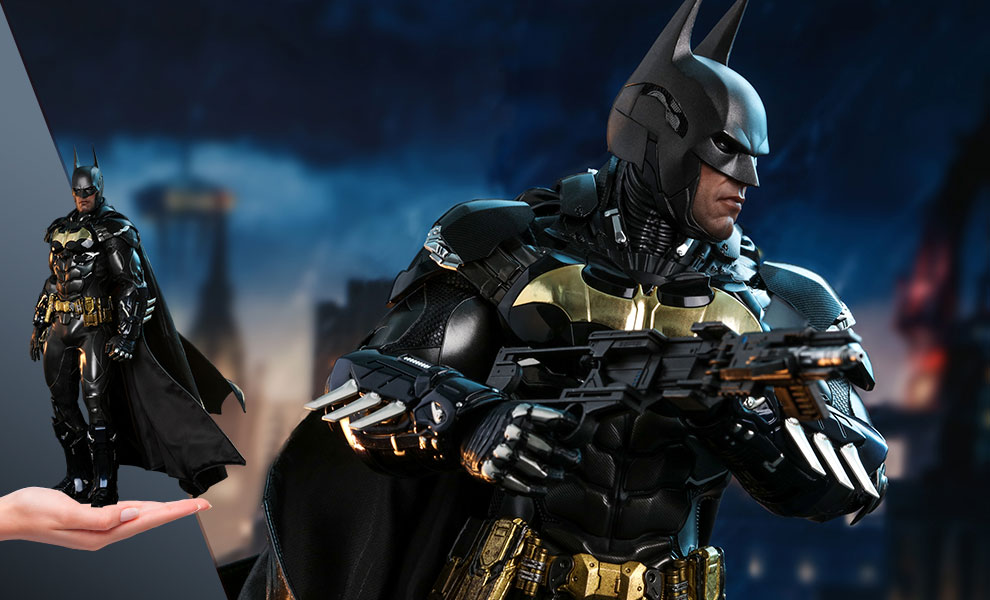 Gallery Feature Image of Batman (Prestige Edition) Sixth Scale Figure - Click to open image gallery