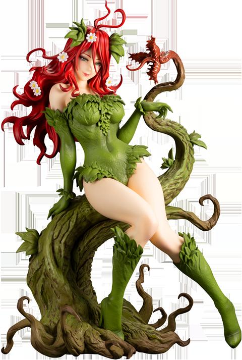 Kotobukiya Poison Ivy Statue