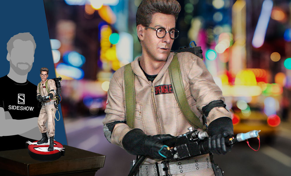 Gallery Feature Image of Egon Spengler Statue - Click to open image gallery