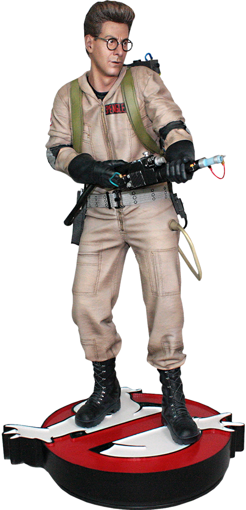 Hollywood Collectibles Group Egon Spengler Statue