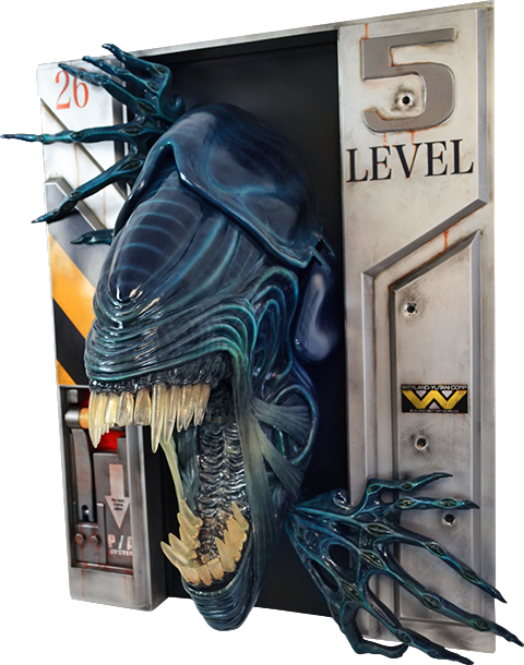 Hollywood Collectibles Group Alien Queen Statue