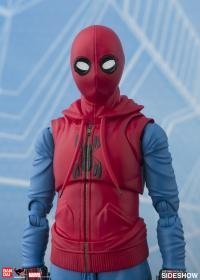 Gallery Image of Spider-Man (Home Made Suit Version) Collectible Figure