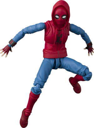 Spider-Man (Home Made Suit Version) Collectible Figure