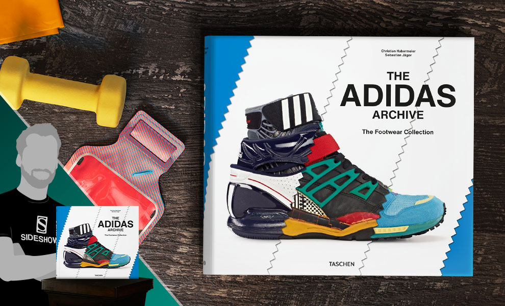 Gallery Feature Image of The adidas Archive: The Footwear Collection Book - Click to open image gallery