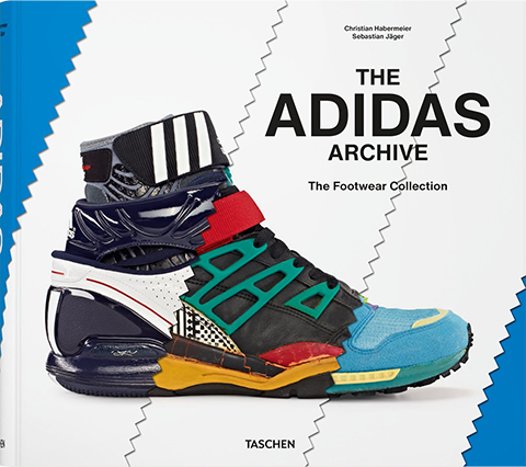 TASCHEN The adidas Archive: The Footwear Collection Book