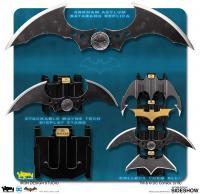 Gallery Image of Batman: Arkham Asylum (2009) Metal Batarang Replica