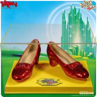 Gallery Image of Dorothy's Ruby Slippers (Yellow Brick Road Edition) Replica