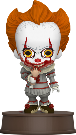 Pennywise with Broken Arm Collectible Figure