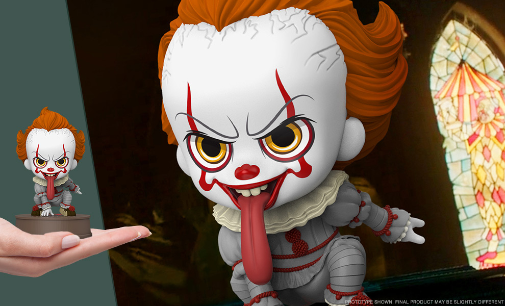 Gallery Feature Image of Pennywise Collectible Figure - Click to open image gallery