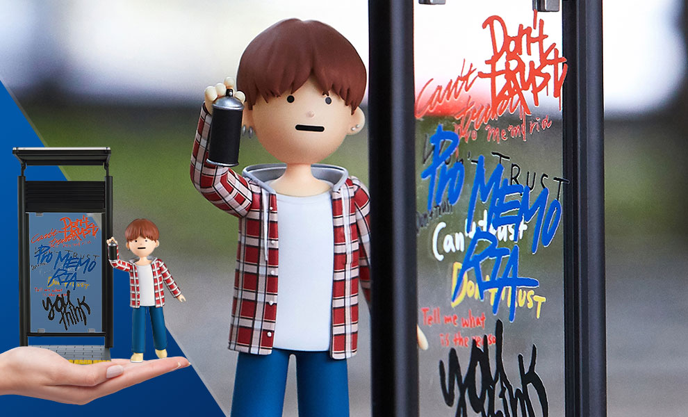 Gallery Feature Image of TaeHyung Designer Toy - Click to open image gallery