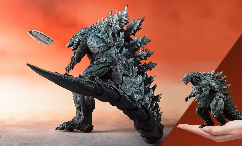 Gallery Feature Image of Godzilla Earth Collectible Figure - Click to open image gallery