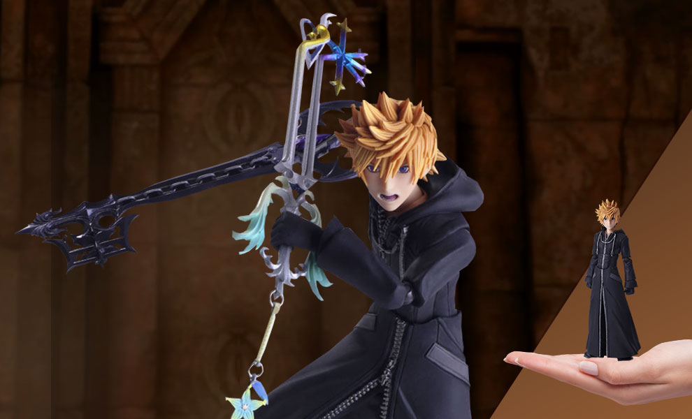 Gallery Feature Image of Roxas Action Figure - Click to open image gallery