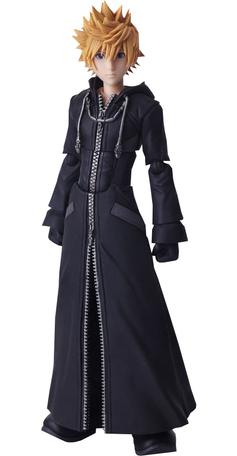 Square Enix Roxas Action Figure
