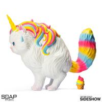 Gallery Image of Unicat (Rainbow Ice-Cream) Vinyl Collectible
