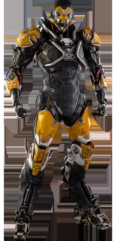 Anthem Ranger Javelin Sixth Scale Figure By Threezero Sideshow