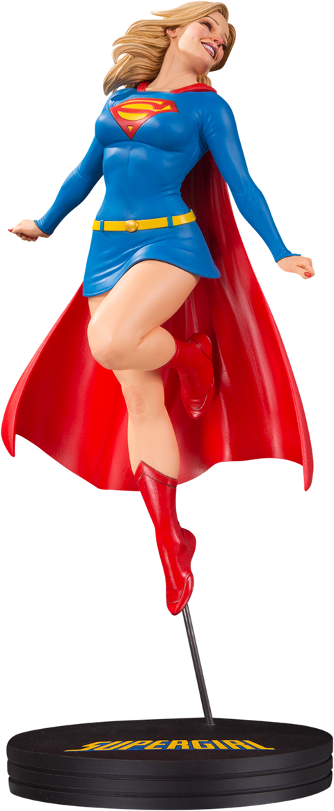 DC Direct Supergirl Statue